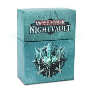 Warhammer Underworlds: Nightvault Deck box