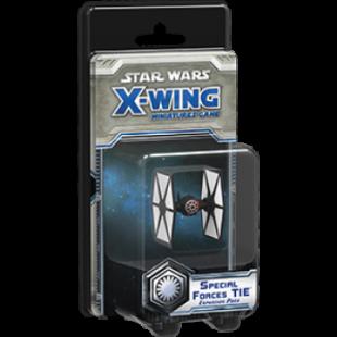 Star Wars X-wing: Special Forces TIE kiegészítő (eng) - /EV/