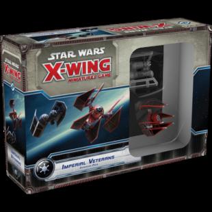 Star Wars X-wing: Imperial Veterans kiegészítő (eng)