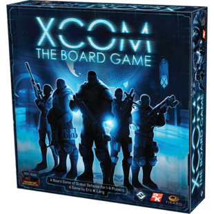 XCOM - The board game (eng) - /EV/