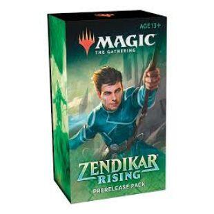 Magic the Gathering: Zendikar Rising booster pack (eng) /EV/