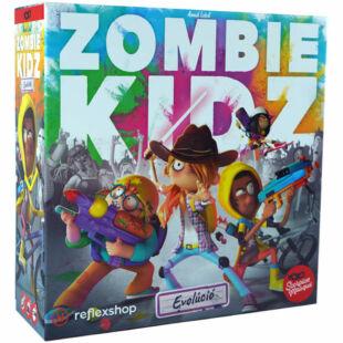 Zombie Kidz - Evolúció társasjáték
