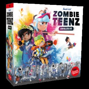 Zombie Teenz - Evolúció