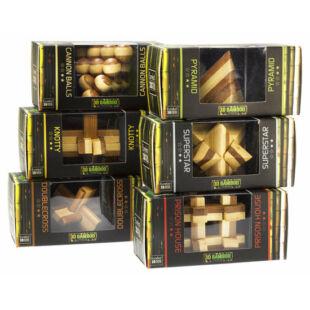 3D Bambusz puzzle - Knotty