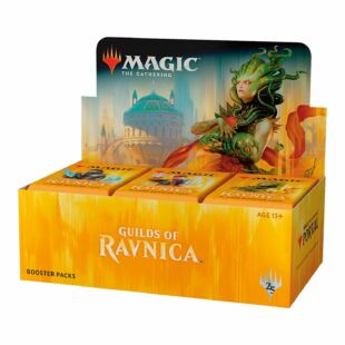 Magic The Gathering: Guilds of Ravnica