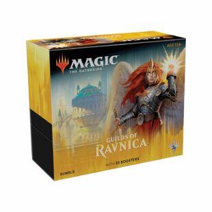 Magic The Gathering: Guilds of Ravnica - Bundle - /EV/