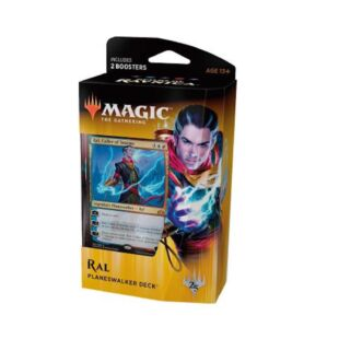 Magic The Gathering: Guilds of Ravnica - Planeswalker deck (Ral) - /EV/