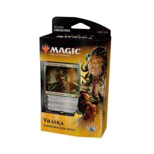 Magic The Gathering: Guilds of Ravnica - Planeswalker deck (Vraska) - /EV/