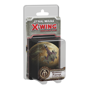 Star Wars X-wing: Kihraxz Fighter kiegészítő (eng) - /EV/