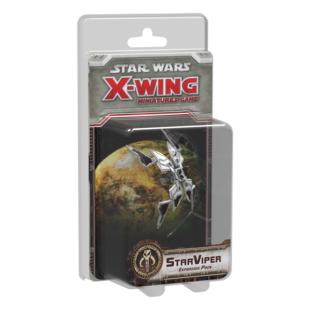 Star Wars X-wing: Star Viper kiegészítő (eng) - /EV/