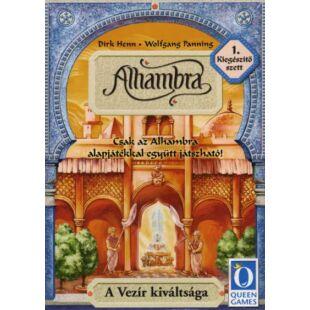 Alhambra - A vezír kiváltsága - 1. kiegészítés