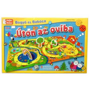 Bogyó és Babóca Úton az Oviba