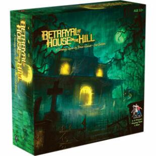 Betrayal at House on the Hill (2. kiadás, angol) - /EV/