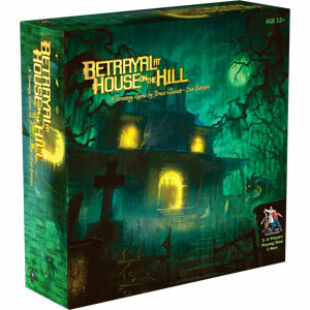 Betrayal at House on the Hill (2. kiadás, angol) - /EV/