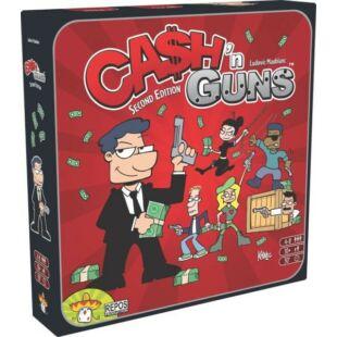 Cash 'n Guns (magyar kiadás)