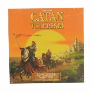 Catan telepesei Lovagok és városok