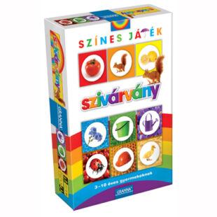 Granna Szivárvány - Játék a színekkel