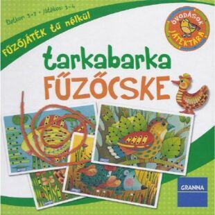 Granna Tarkabarka fűzőcske