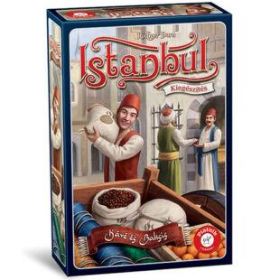 Istanbul kiegészítés Kávé és Baksis