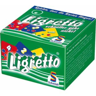 Ligretto zöld