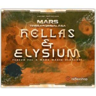 A mars terraformálása - Hellas Elysium kiegészítő