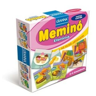 Granna Meminó - Ellentétek