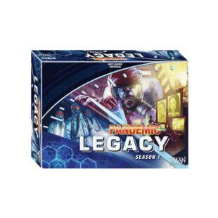 Pandemic Legacy Első évad KÉK