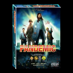 Pandemic (eng) - /EV/