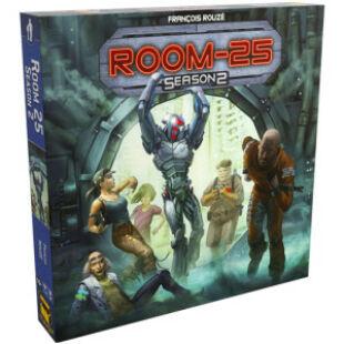 Room 25 - Season 2 kiegészítő (eng) - /EV/