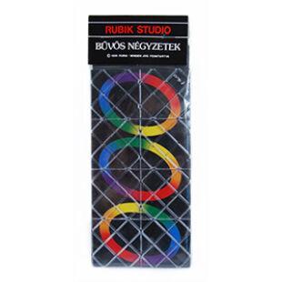 Rubik Bűvös négyzet - 8 elemű
