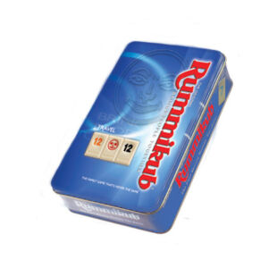 Rummikub Travel Mini fémdobozos - /EV/