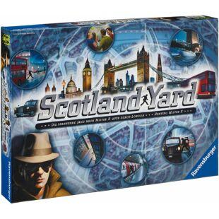 Scotland Yard BIZOMÁNYI társasjáték