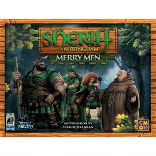 Sheriff of Nottingham (eng) Merry Men kiegészítő - /EV/