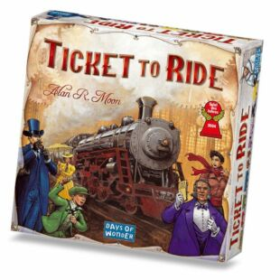 Ticket to Ride (eng) - /EV/