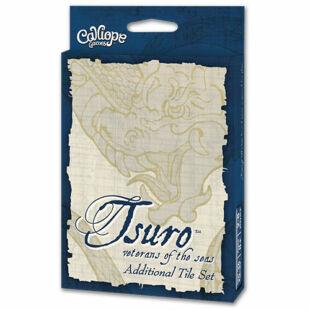 Tsuro: Veterans of the seas - additional tile set kiegészítő (eng) - /EV/