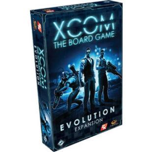 XCOM - Evolution (eng) Kiegészítő - /EV/