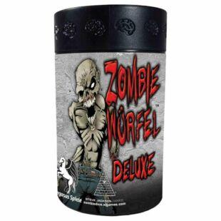 Zombie Würfel Deluxe kiadás (Zombie Dice, Zombi kocka)