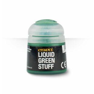 Citadel modell ragasztó - Liquid Green Stuff