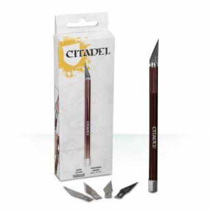 Citadel tool - Knife, dekorkés