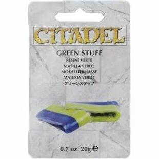 Citadel modell ragasztó - Green Stuff