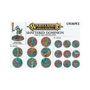 Citadel kiegészítő - Aos: Shattered Dominion: 25 & 32 mm Round