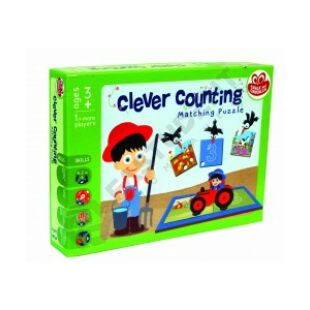 Chalk and Chuckles - Clever Counting - /EV/