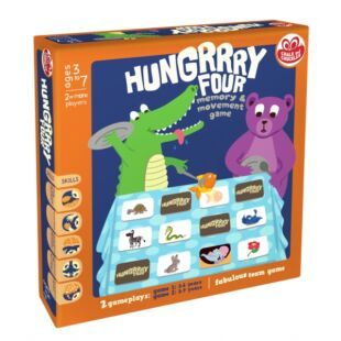 Chalk and Chuckles - Hungrrry Four - /EV/