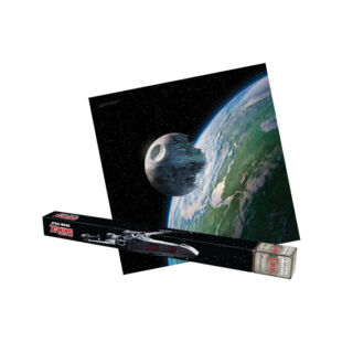 Playmat - Star Wars X-wing - Death Star II (neoprén) - /EV/