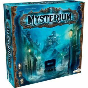 Mysterium (eng) - /EV/