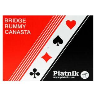 Kártya - Standard römi franciakártya