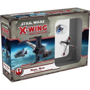 Star Wars X-wing: Rebel Aces kiegészítő (eng) - /EV/