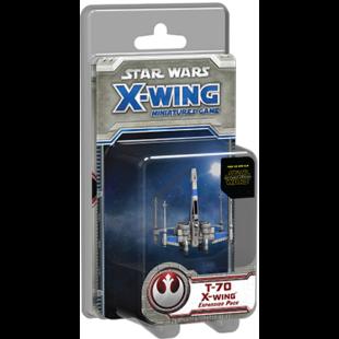 Star Wars X-wing: T-70 X-szárnyú kiegészítő (magyar) - /EV/