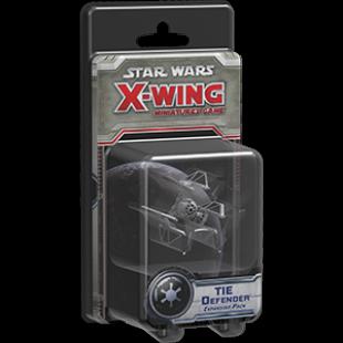 Star Wars X-wing: TIE Defender kiegészítő (eng)