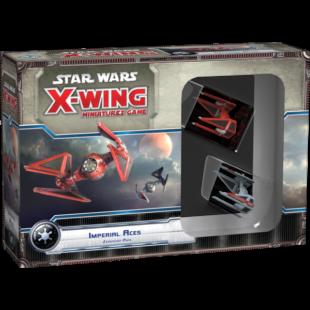 Star Wars X-wing: Imperial Aces kiegészítő (eng) - /EV/